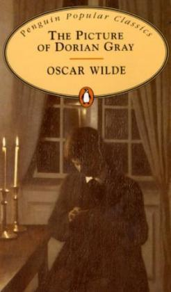 Book cover of 'The Picture of Dorian Gray' by Oscar Wilde
