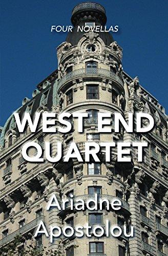 Book cover of 'West End Quartet' by Ariadne Apostolou