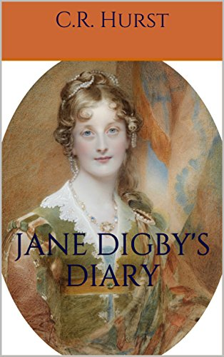 Book cover of 'Jane Digby's Diary'