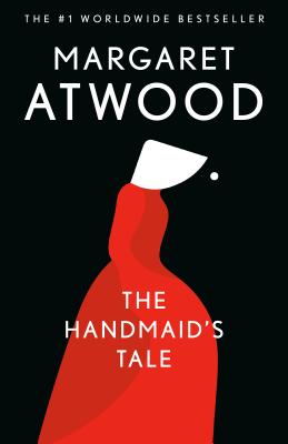 Book covBook cover of The Handmaid's Tale by Margaret Atwod