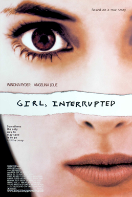 Book cover of 'Girl, Interrupted'