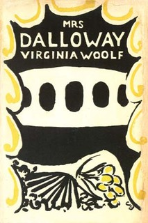 Book cover of 'Mrs Dalloway' by Virginia Woolf