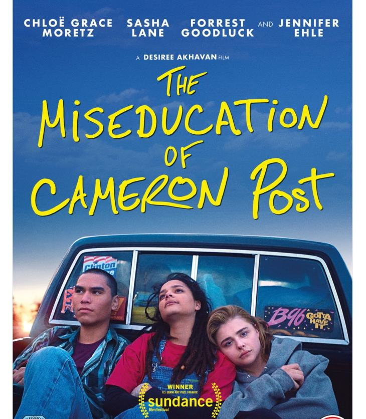 Book cover of The Miseducation of Cameron Post by Emily Danforth