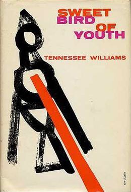 Book cover of Sweet Bird of Youth