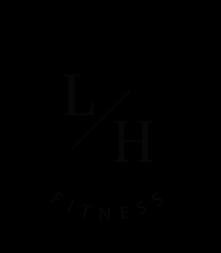 Logo for Lauren Hollie Fitness blog