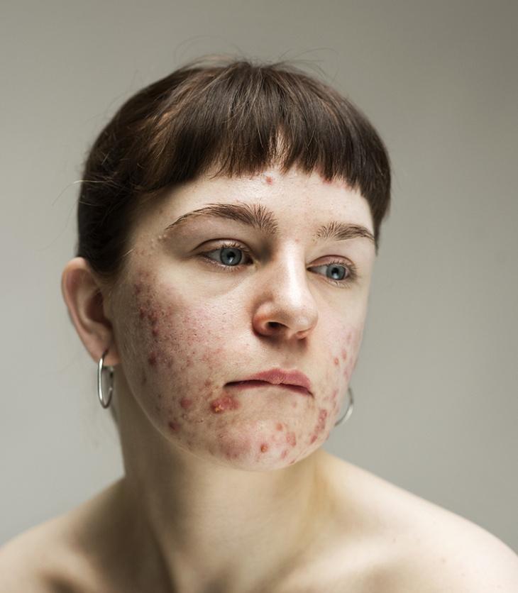Image of portrait taken by Sophie Harris-Taylor