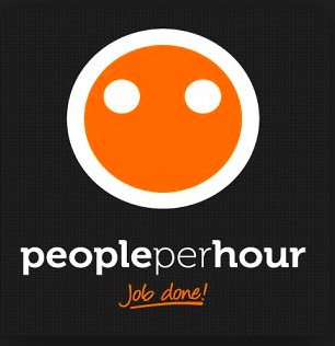 "People Per Hour logo, ""People Per Hour, Job Done""."