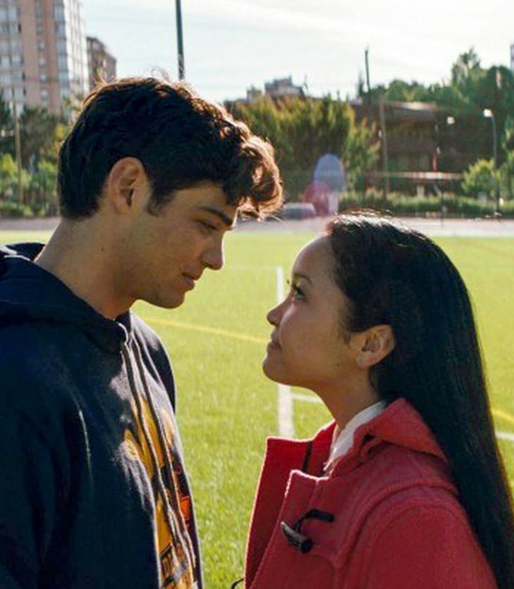 Still from the film 'To All the Boys I Loved Before'
