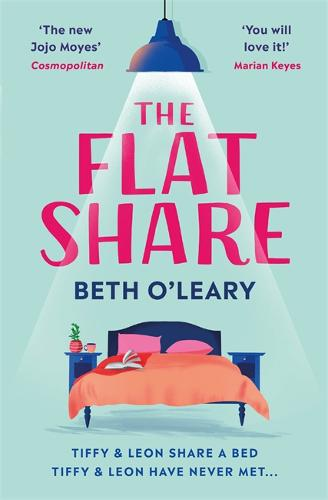 Book cover of The Flatshare