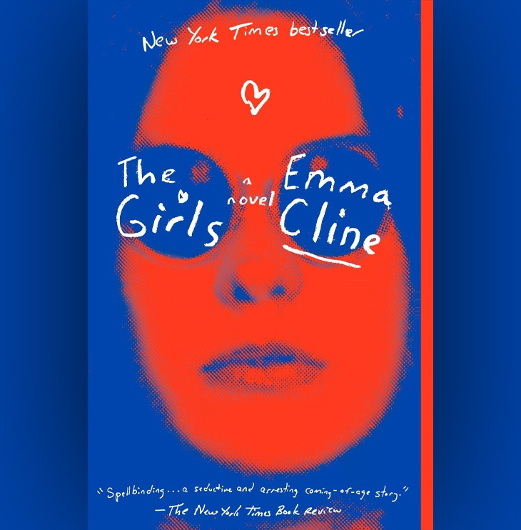 Book cover of 'The Girls' by Emma Cline